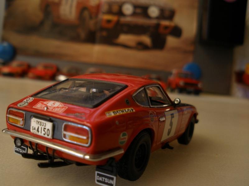 DATSUN 240Z MONTE CARLO 1972 R.AALTONEN / J.TODT Mes_i426
