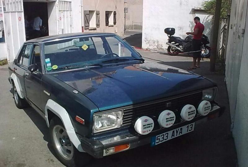 Ma Datsun VIOLET 140J de 1981 - Page 4 Nokia_16