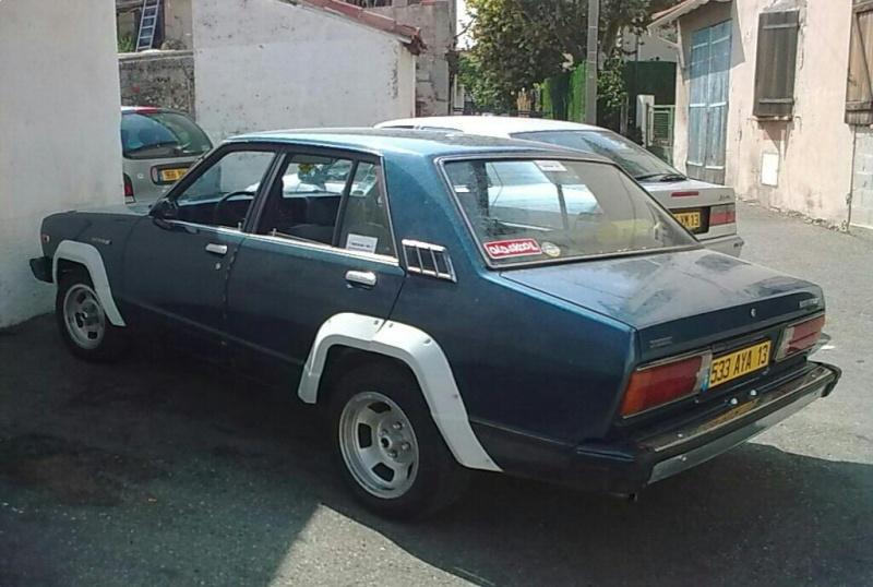 Ma Datsun VIOLET 140J de 1981 - Page 4 Nokia_17