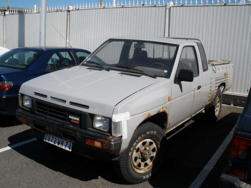 ma 1ere datsun : le Pick up ! P6230010