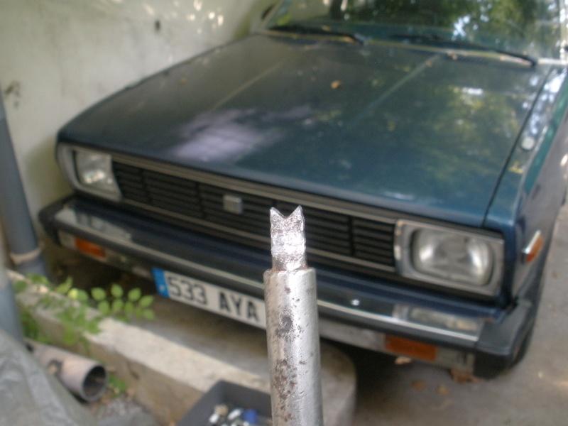 Ma Datsun VIOLET 140J de 1981 - Page 3 P8240114