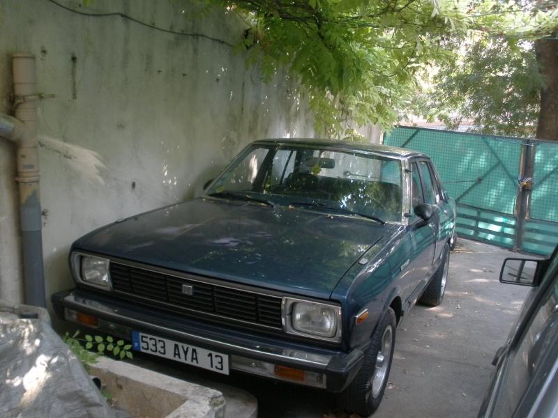 Ma Datsun VIOLET 140J de 1981 - Page 3 P8240115