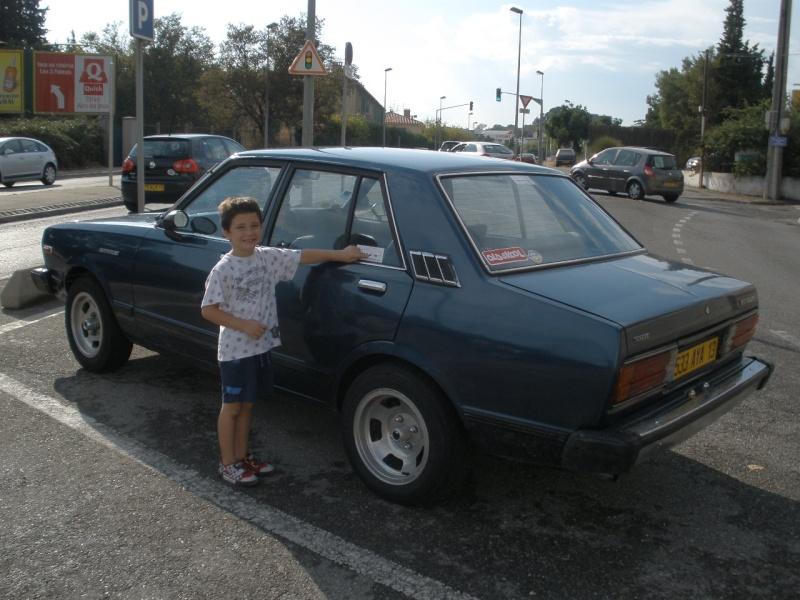 Ma Datsun VIOLET 140J de 1981 - Page 3 P8260110