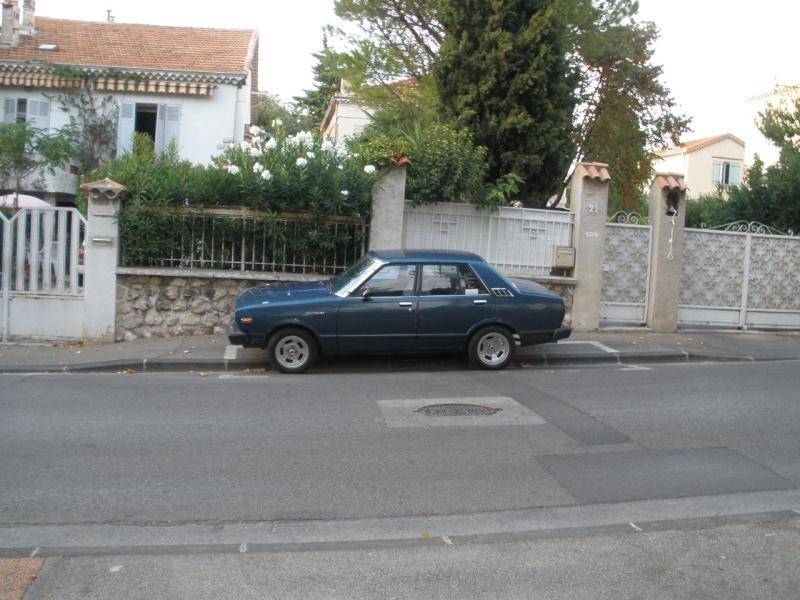 Ma Datsun VIOLET 140J de 1981 - Page 3 P8260111