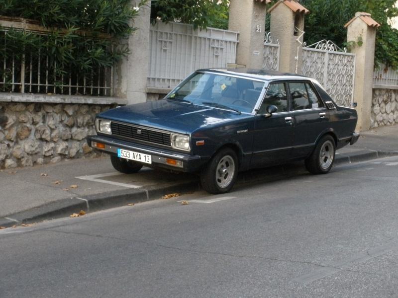 Ma Datsun VIOLET 140J de 1981 - Page 3 P8260113