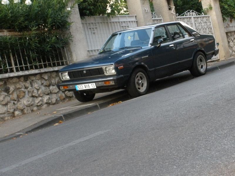 Ma Datsun VIOLET 140J de 1981 - Page 3 P8260114