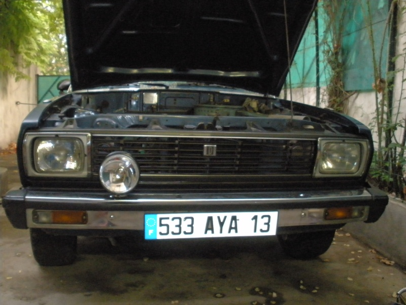 Ma Datsun VIOLET 140J de 1981 - Page 3 P8270010