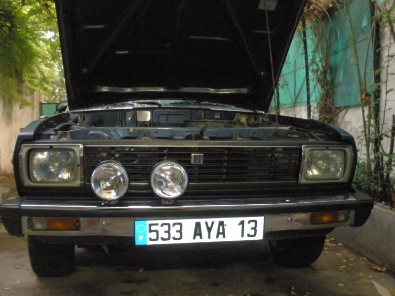 Ma Datsun VIOLET 140J de 1981 - Page 3 P8270011