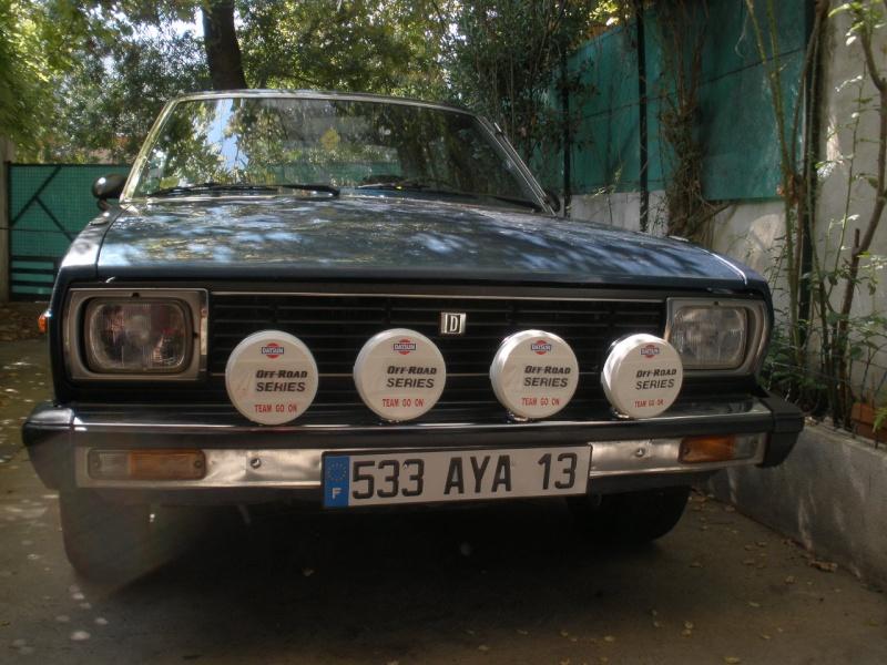 Ma Datsun VIOLET 140J de 1981 - Page 3 P8280010