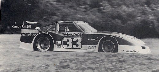 BOB SHARP RACING DATSUN, Paul Newman..Combinaison gagnante V8tz2e10
