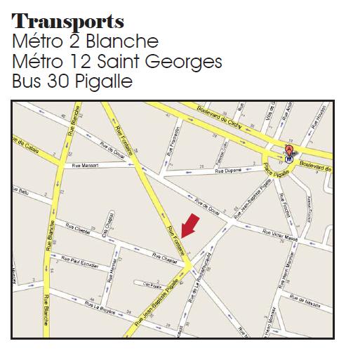 [ R.A.W @ Paris by Trip & Teuf - Samedi 3 Octobre 2009 ] Planbu10
