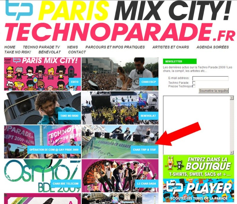 [ TECHNOPARADE 2009 - Samedi 19 Septembre - Char Trip & Teuf] - Page 4 Sitewe10