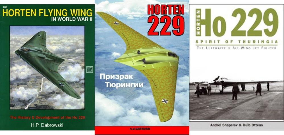 "Horten Ho229 B ""Nachtjager"" (Ho IX)  [1:48 - DRAGON] 229cov10"