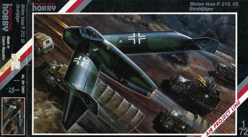 Blohm & Voss BV P.211.02 & P.212.03 [1:72 - Special Hobby,encore ! ] Bv_p_212