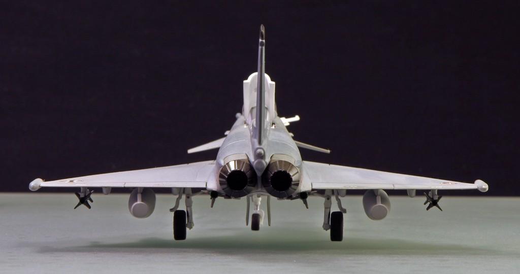 Eurofighter EF-2000 (prototype JP001) - Italeri 1/72ème Eurofi16