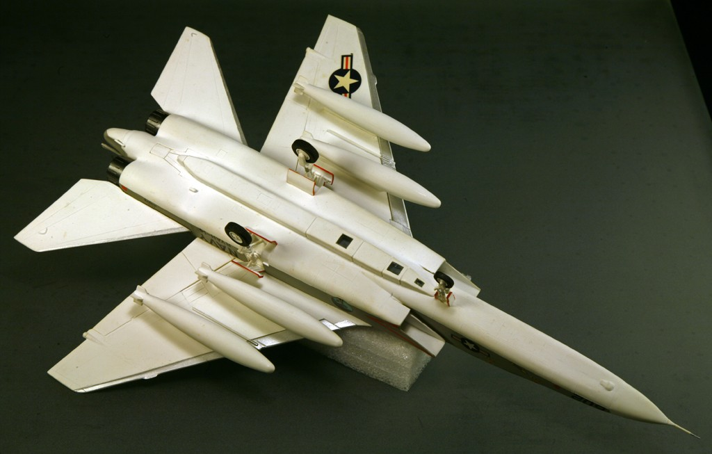 North American RA-5C 'Vigilante' - RVAH-14 1969 [1:72 - AIRFIX] North_18