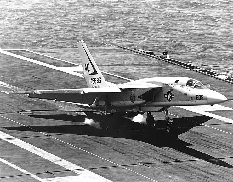 North American RA-5C 'Vigilante' - RVAH-14 1969 [1:72 - AIRFIX] Ra-5c_10