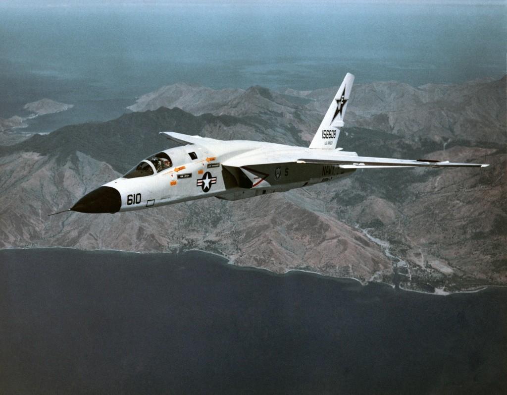 North American RA-5C 'Vigilante' - RVAH-14 1969 [1:72 - AIRFIX] Ra-5c_13
