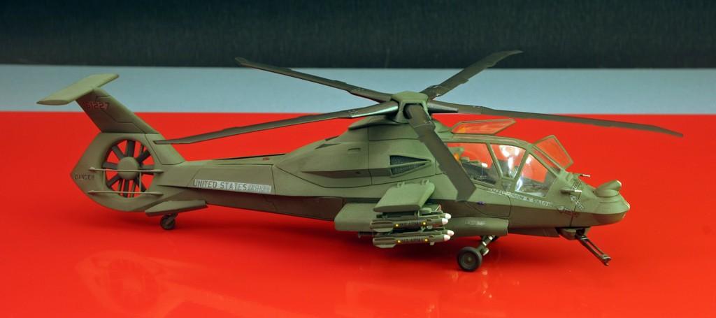 Boeing Sikorsky RAH-66 Comanche [1:48 - Italeri] Rah-6611