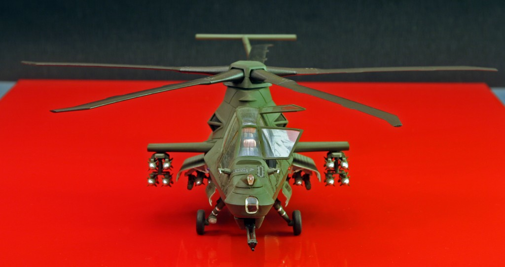 Boeing Sikorsky RAH-66 Comanche [1:48 - Italeri] Rah-6612