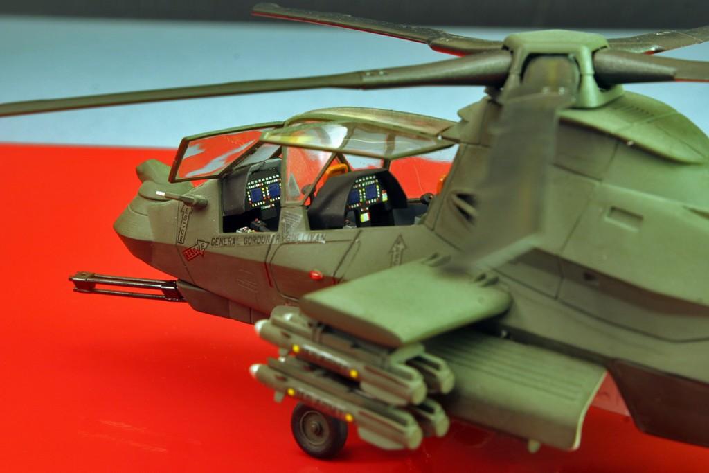 Boeing Sikorsky RAH-66 Comanche [1:48 - Italeri] Rah-6613