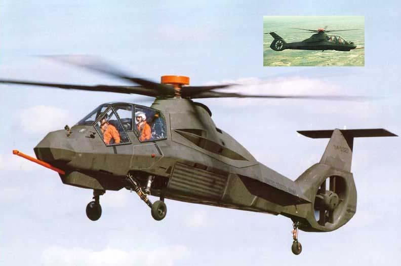 Boeing Sikorsky RAH-66 Comanche [1:48 - Italeri] Rah-6615