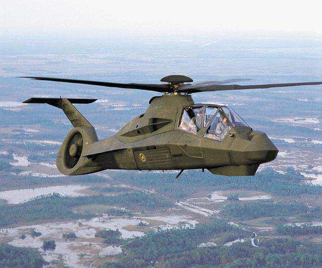 Boeing Sikorsky RAH-66 Comanche [1:48 - Italeri] Rah-6616