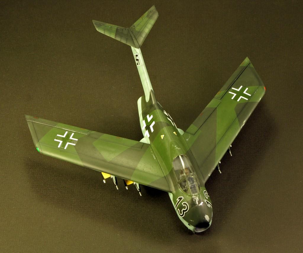 """Focke-Wulf Ta183A """"HUCKEBEIN"""" [1:48 - Tamiya] Ta_18312"""