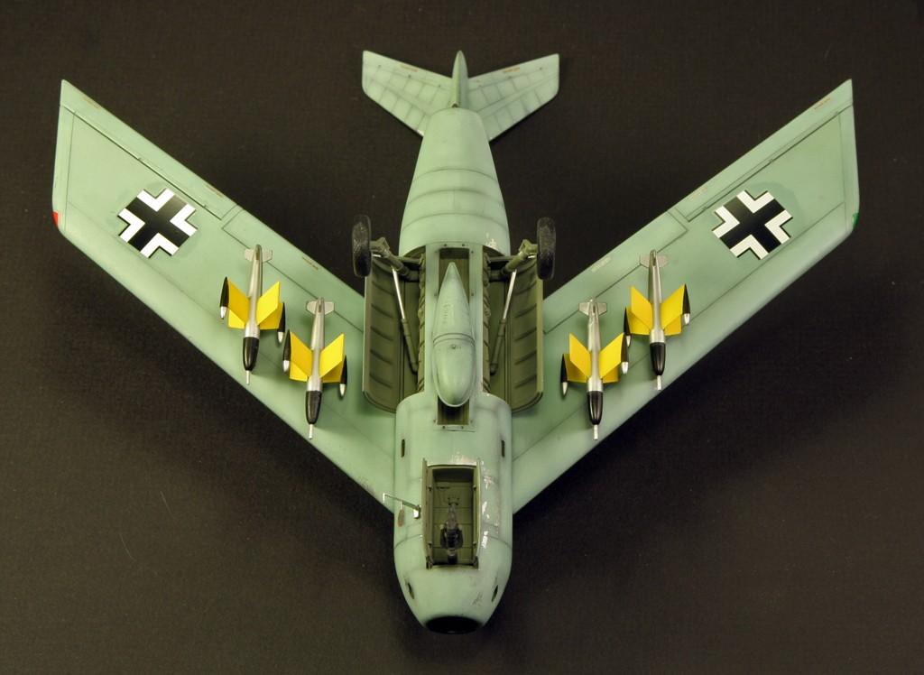 """Focke-Wulf Ta183A """"HUCKEBEIN"""" [1:48 - Tamiya] Ta_18313"""