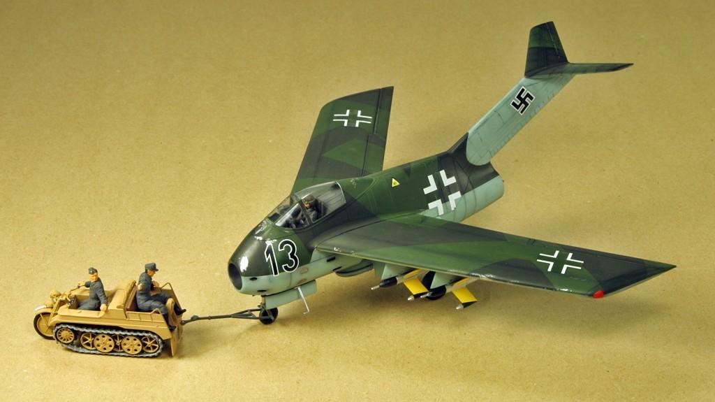"""Focke-Wulf Ta183A """"HUCKEBEIN"""" [1:48 - Tamiya] Ta_18314"""