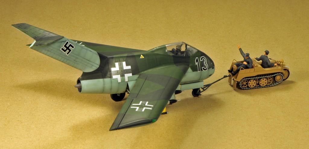 """Focke-Wulf Ta183A """"HUCKEBEIN"""" [1:48 - Tamiya] Ta_18315"""