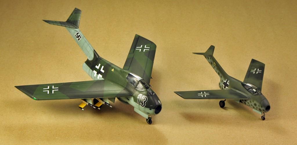 """Focke-Wulf Ta183A """"HUCKEBEIN"""" [1:48 - Tamiya] Ta_18316"""