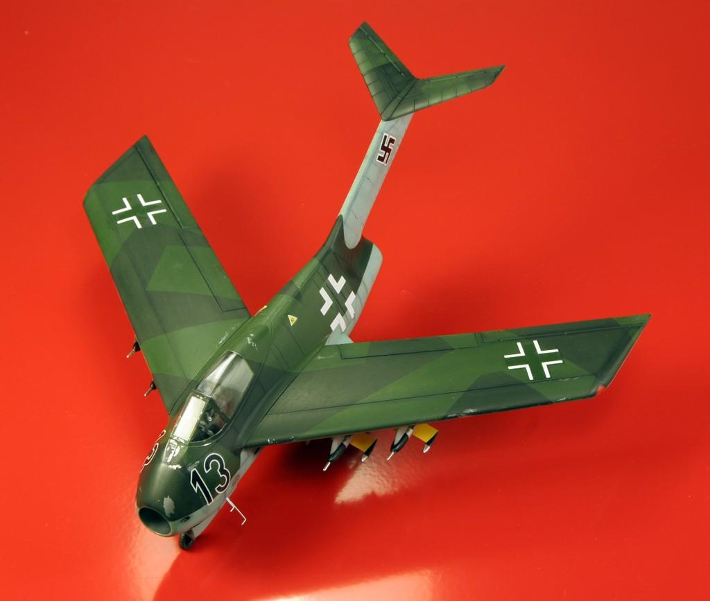 """Focke-Wulf Ta183A """"HUCKEBEIN"""" [1:48 - Tamiya] Ta_18317"""