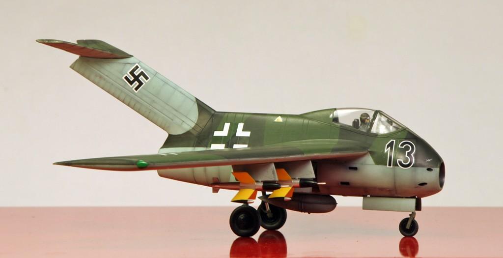 """Focke-Wulf Ta183A """"HUCKEBEIN"""" [1:48 - Tamiya] Ta_18318"""