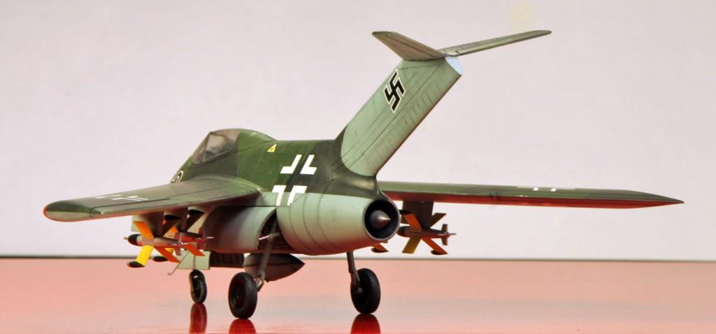 """Focke-Wulf Ta183A """"HUCKEBEIN"""" [1:48 - Tamiya] Ta_18319"""