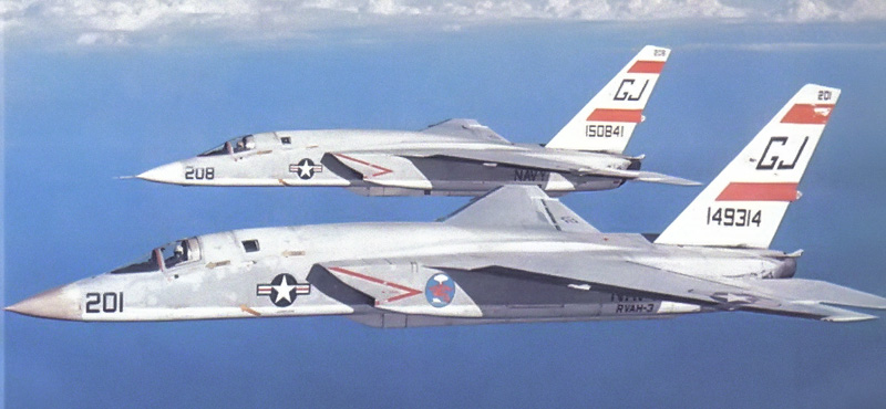 North American RA-5C 'Vigilante' - RVAH-14 1969 [1:72 - AIRFIX] Vigila10