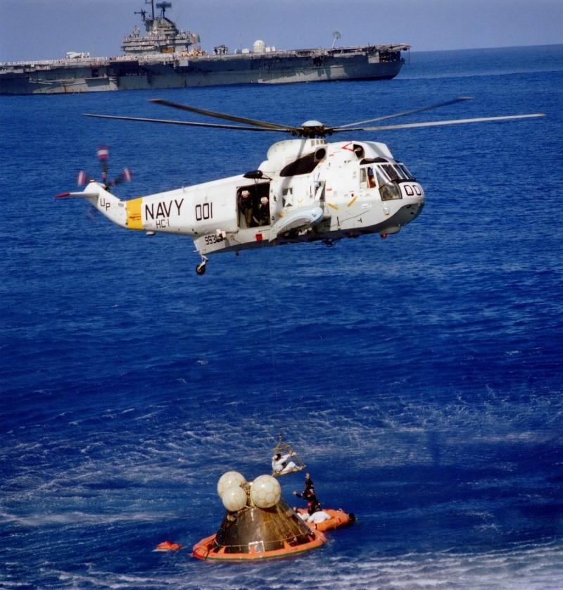 Premiers tests des procédures de récupération en mer d'Orion - Page 3 Ap17-s10