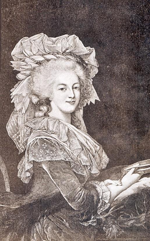 Le premier portrait de Marie Antoinette peint par Vigée Lebrun? - Page 2 Malivr10