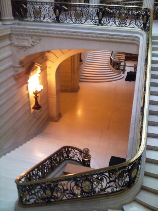 Visite de la Sorbonne Photo011