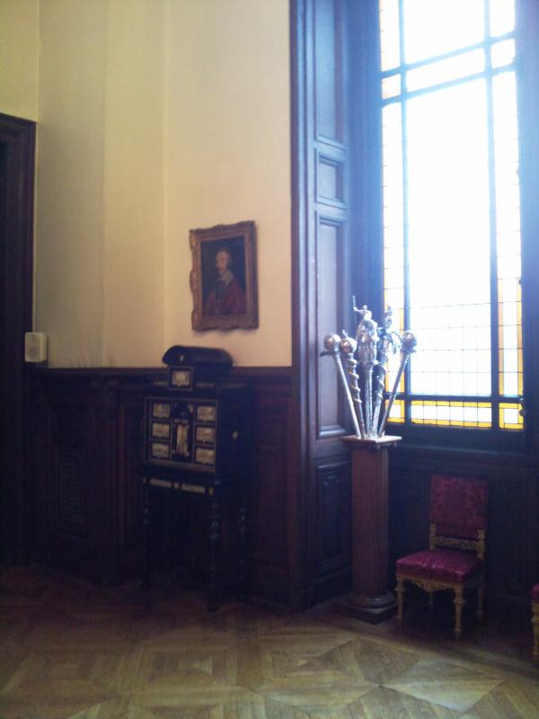 Visite de la Sorbonne Photo013