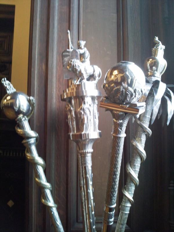Visite de la Sorbonne Photo014