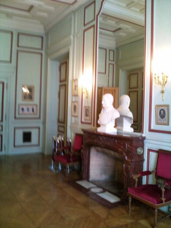 Visite de la Sorbonne Photo017