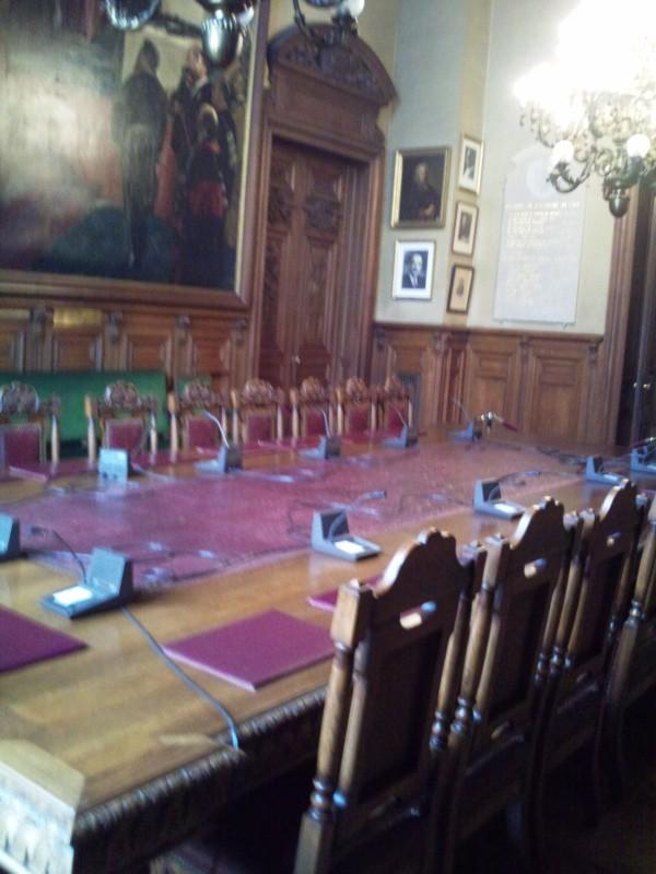 Visite de la Sorbonne Photo018