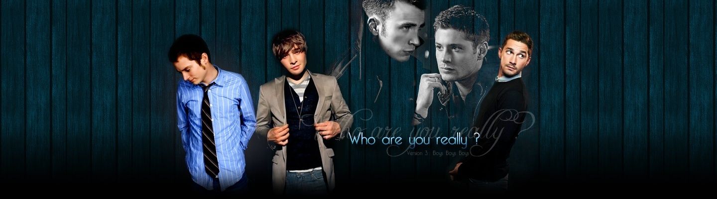 who are you really ? Hd214
