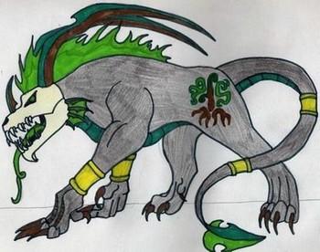 Loyka Neutralis, une étrange... créature. Img16310