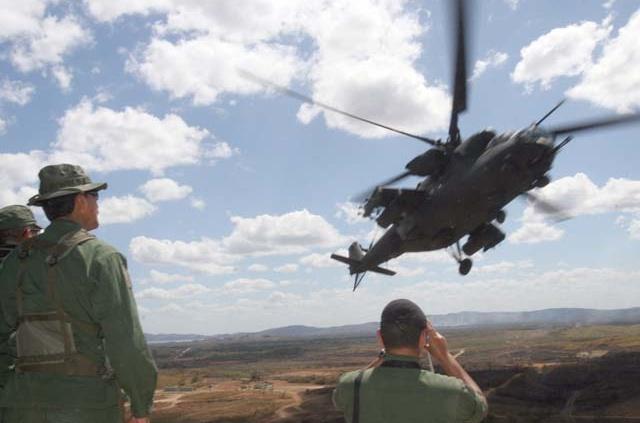 Armée Venezuelienne/National Bolivarian Armed Forces/ Fuerza Armada Nacional Bolivariana 12012210