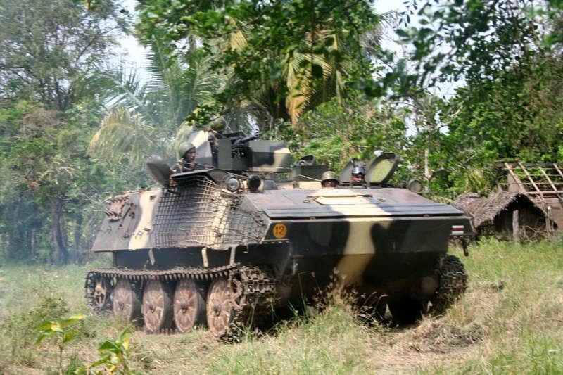 armée Sri-lankaise / Sri Lanka Armed Forces - Page 2 1611