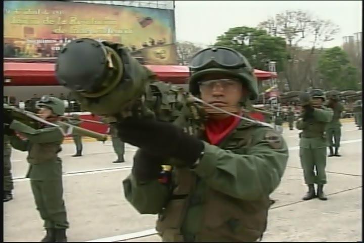 Armée Venezuelienne/National Bolivarian Armed Forces/ Fuerza Armada Nacional Bolivariana 20090410