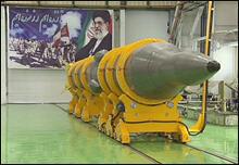 Iran vs Israel 20090513