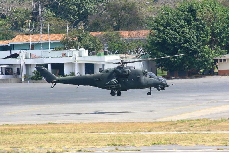 Armée Venezuelienne/National Bolivarian Armed Forces/ Fuerza Armada Nacional Bolivariana 23809610